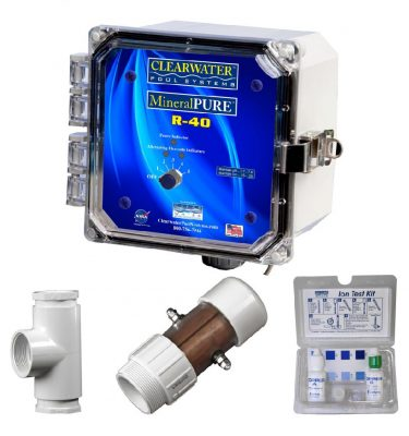 Copper Silver Ionizer Commercial Eureka Pools Sdn Bhd